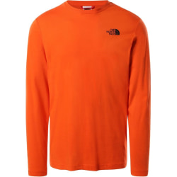 The North Face Red Box Orange 188 - 192 cm/XXL