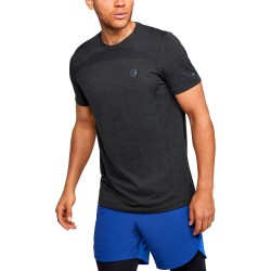 Under Armour Rush HG Seamless Fitted Grafit 193 - 197 cm/XXL