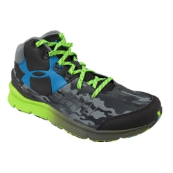 Under Armour UA Bgs Overdrive Mid K Gråa,Svarta 40