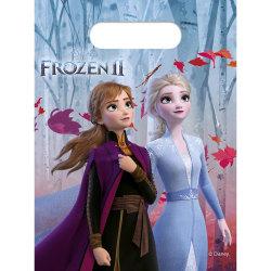 Disneys Frost 2 | Frozen 2 Godispåsar | Kalaspåsar  multifärg