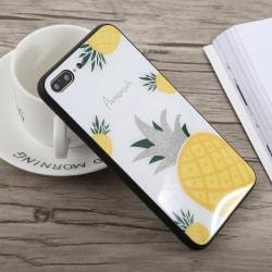 Ananas skal för iPhone 8 plus multifärg