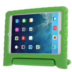 Barnvänlig & stöttåligt skumsilikon skal för iPad Mini 1/2/3 Grön