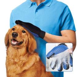 Handske som borstar din hund