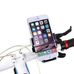 HAWEEL - Mobilhållare till cykeln/motorcykel Svart