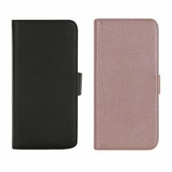 Holdit- iPhone 6 / 6s Plus- Plånbok med magnelskal Svart