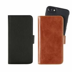 Holdit- iPhone 6/7/8/ SE 2020 - Plånbok med magnetskal Svart