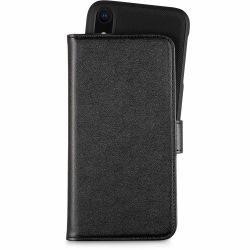 Holdit- iPhone XR- Plånbok med magnetskal Svart