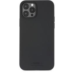 Holdit-  SILIKONSKAL- iPhone 12 / 12 PRO Svart