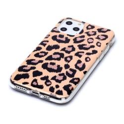 Leopard skal för iPhone 11 PRO multifärg