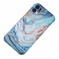 Marmor- skal för iPhone 11  multifärg