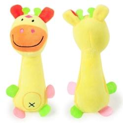 Pipande giraff Gul