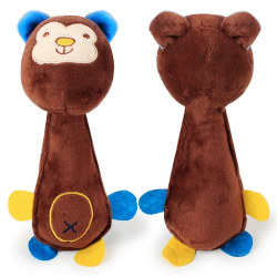 Pipleksak björn Brun