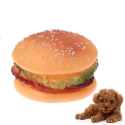 Pipleksak hamburgare  multifärg