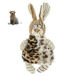 Pipleksak leopard kanin MultiColor