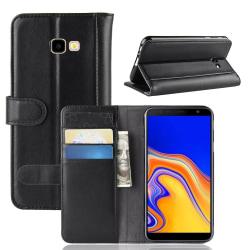 Plånbok för Samsung Galaxy J4 Plus (2019) Svart