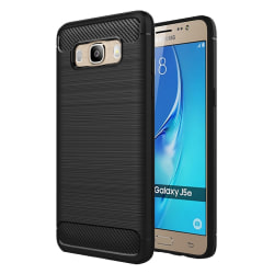 Samsung Galaxy J5 (2016) Stöttåligt TPU-skal Svart