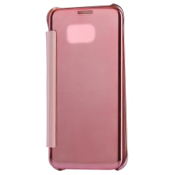 Samsung Galaxy S7 Edge - View-cover smart fodral Rosa