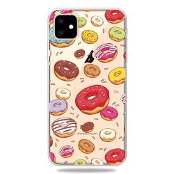 Små donuts- skal för iPhone 11  MultiColor