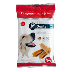 Sticks Dental 7pack- Dogman Vit