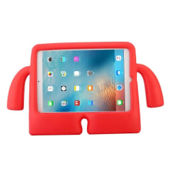 Stöttåligt Fodral med handtag för iPad 9.7 (2017/2018)  Röd