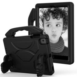 Stöttåligt Fodral med handtag och stöd för iPad Mini 4 Svart