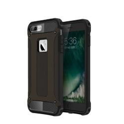 Stöttåligt skal för iPhone 7/8 Plus Svart