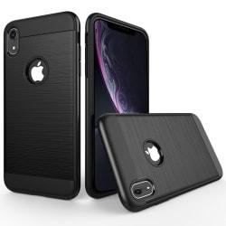 Stöttåligt skal - iPhone XR Svart