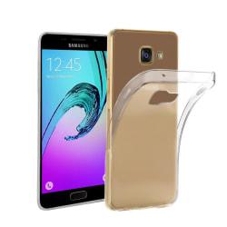 Transparent TPU-skydd för Samsung Galaxy A3 (2016) Transparent