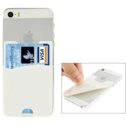 Universel korthållare för mobil & surfplatta Vit