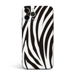 Zebra skal- iPhone 12 / 12 PRO  multifärg