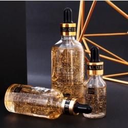 gold serum 24 K ljusare hud no pores koncentrerad