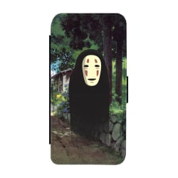 Anime Spirited Away Kaonashi iPhone 6 / 6S Plånboksfodral