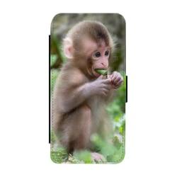 Monkey Samsung Galaxy S20 Ultra Flip Plånboksfodral