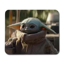 Baby Yoda Musmatta multifärg one size