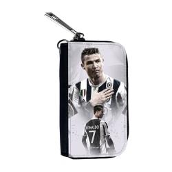 Cristiano Ronaldo 2019 Bilnyckelfodral multifärg one size
