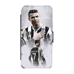 Cristiano Ronaldo 2019 iPhone X Plånboksfodral