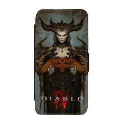 Diablo 4 iPhone XS Max Plånboksfodral