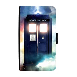 Doctor Who Tardis iPhone 5C Plånboksfodral