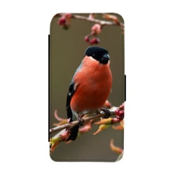 Domherre iPhone 12 / iPhone 12 Pro Plånboksfodral multifärg one size