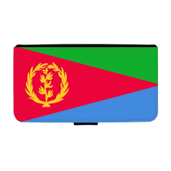 Eritrea Flagga Huawei Honor 8 Lite Plånboksfodral