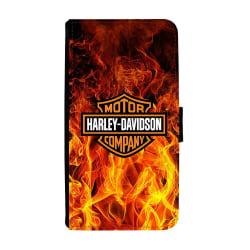 Harley-Davidson Huawei P10 Lite Plånboksfodral