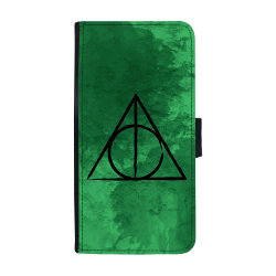 Harry Potter The Deathly Hallows Huawei Honor 8 Lite Plånboksfod
