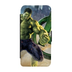 Hulken iPhone XS Max Plånboksfodral