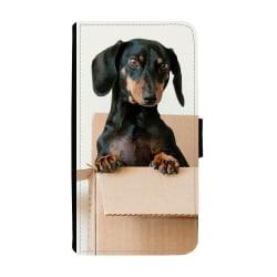 Hund Tax Huawei P10 Plus Plånboksfodral