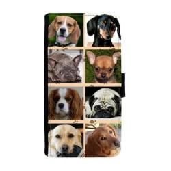 Hundar Huawei P10 Plus Plånboksfodral