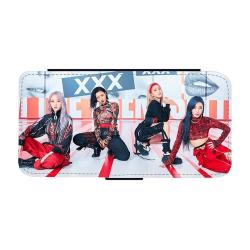 K-pop Mamamoo iPhone XS Max Plånboksfodral