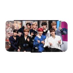 K-pop Stray Kids iPhone XS Max Plånboksfodral