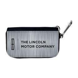 Lincoln 2012 Logo  Bilnyckelfodral multifärg one size