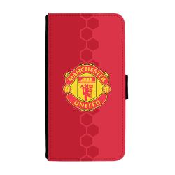 Manchester United Huawei P10 Plus Plånboksfodral