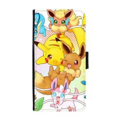Pokemon Pikachu & Eevee Huawei Honor 8 Lite Plånboksfodral